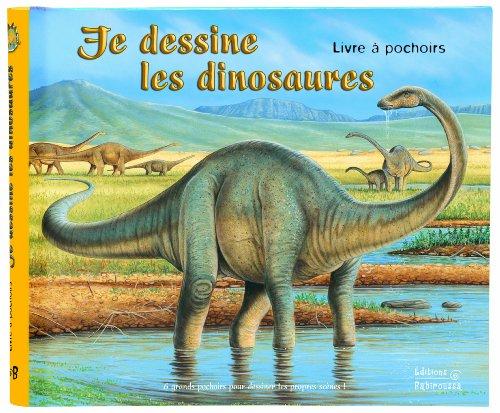 Je dessine les dinosaures