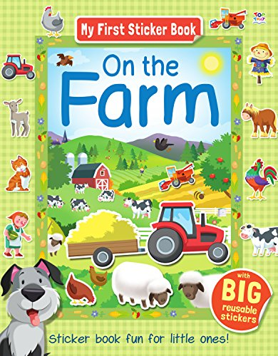 On the Farm (My First Sticker Book)