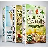 Natural Remedies Box Set: Natural Remedies, Natural Remedies For Colds and Flu and Herbal Antibiotics Box Set (English Edition)