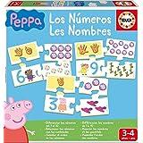 Peppa Pig - Aprendo Los Números, juego educativo (Educa Borrás 16224)