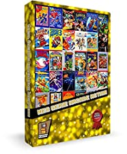 Cartouche pour console NES SERIE ARCADE ACTION - New Ghostbusters 2 Super Mario Bros 1 2 3 Teenage Turtles 1 2 3 4 Megaman 1 2 3 4 5 6 Contra 1 2 3 Ninja Gaiden 1 2 3 Castlevania I & II Kirby's Adventure...
