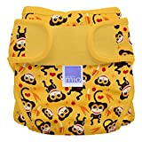 Bambino Mio Miosoft Nappy Cover (Size 1, Cheeky Monkey)