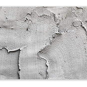 murando Papier peint intiss/é 400x280 cm D/écoration Murale XXL Poster Tableaux Muraux Tapisserie Photo Trompe loeil b/éton mur f-A-0139-a-b