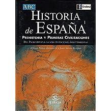 HISTORIA DE ESPAÑA: PREHISTORIA Y PRIMERAS CIVILIZACIONES (Del peleolítico a las colonizaciones mediterráneas)