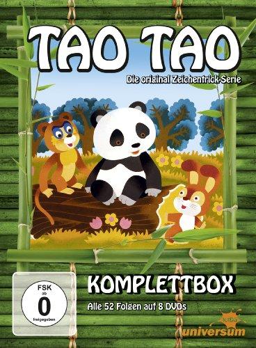 Komplettbox (8 DVDs)