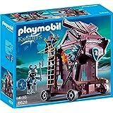 Playmobil - 6628 - Jeu - Tour D'Attaque Chevaliers