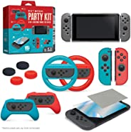 Armor3 Party Kit for Switch (Black)