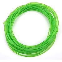Courroie de Transmission en PU Hautes Performances, Courroie Ronde en Polyuréthane pour Transmission, Couleur Verte (2mm…
