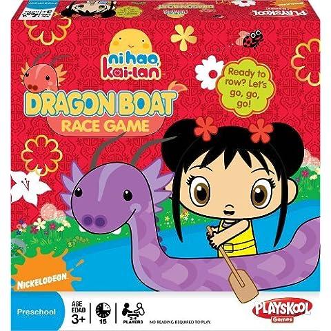 Ni Hao, Kai Lan Dragon Boat Race Game by Ni Hao Kai-Lan