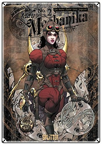 Lady Mechanika. Band 2: Buch 2