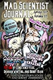 Mad Scientist Journal: Spring 2017 (English Edition)