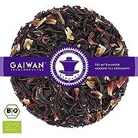 """Núm. 1260: Té de hierbas orgánico""""Hibisco"""" - hojas sueltas ecológico - 100 g - GAIWAN GERMANY - té de hierbas de la agricultura ecológica en Burkina Faso"""