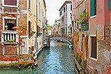 Venedig Stadt Italien XXL Wandbild Kunstdruck Foto Poster