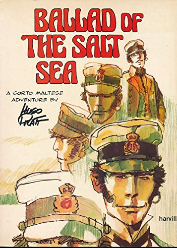 Ballad of the Salt Sea (Corto Maltese Adventure S.) by Hugo Pratt (1-Oct-1996) Paperback