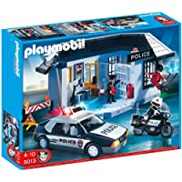 Playmobil 5013 - US-Police Complete Set