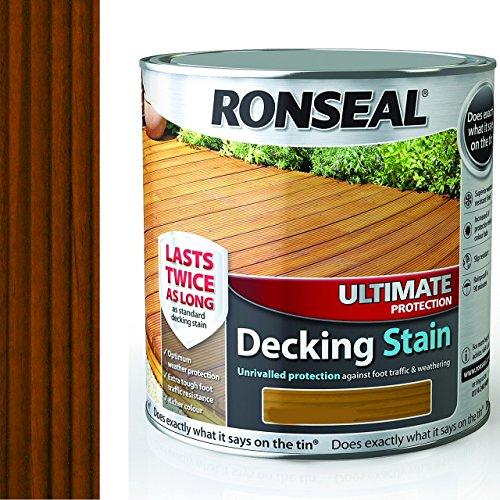 ronseal-udsrt25l-25-litre-ultimate-protection-decking-stain-teak