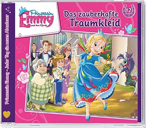 Prinzessin Emmy und ihre Pferde (12) Das zauberhafte Traumkleid - kiddinx 2017