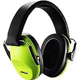 Mpow 068 Gehörschutz Kind mit SNR 29 dB, Faltbar komfortabel Gehörschutz kinder für Lärm bis 98dB, Lärmschutz Kopfhörer Kinder für Konzert, Karneval oder Feuerwerk, Kinder von 3 bis 12 Jahren (Grün)