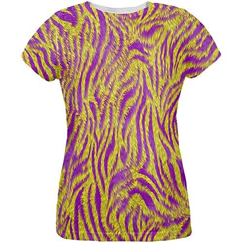 er Kostüm alle über Womens T-Shirt Multi MD (Mardi Gras Kostüm Frauen)