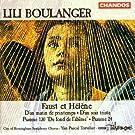 Boulanger: Faust et Helene / Psalm 24 / D'un soir triste / D'un matin de printemps / Psalm 130
