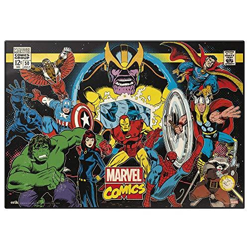 Vade Escolar Marvel Retro