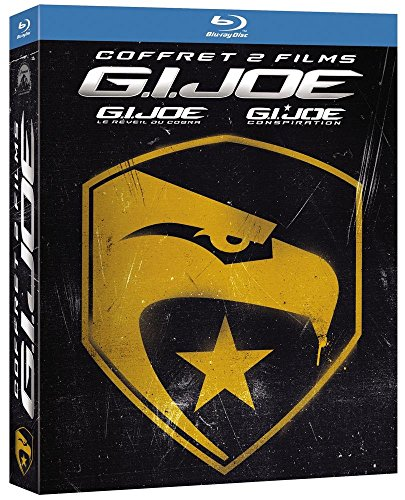 Coffret g.I. joe : le réveil du cobra ; conspiration [Blu-ray] [FR Import]