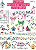 Modern Motifs & Borders in Cross Stitch