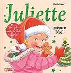 Juliette Pr�pare No�l + carte de voeu...