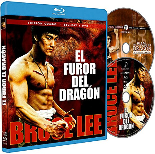 El Furor Del Dragon [Blu-ray]