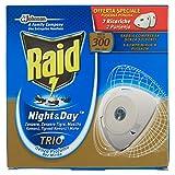 Insektenschutz Night & Day Trio Schutz gegen Insekten Doppel Nachfüll