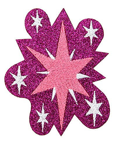 ght Sparkle Glitter Patch (Twilight Sparkle Halloween)