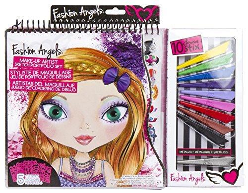 Up Artist Sketch Portfolio Set by Fashion Angels ()