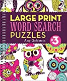 Large Print Word Search Puzzles: 3