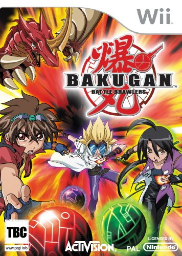 Bakugan: Battle Brawlers (wii)