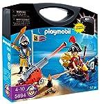Maletín Piratas de Playmobil