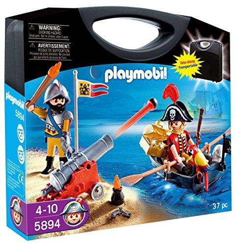 Playmobil 626652 - Maletín Piratas