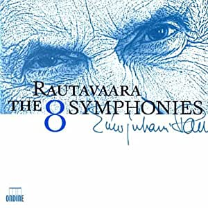 Rautavaara: The 8 Symphonies - Limited Edition Box