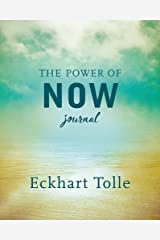 The Power of Now Journal Hardcover
