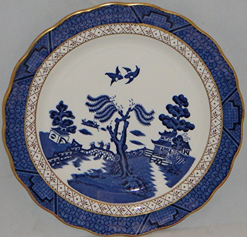 Royal Doulton Real Old Willow Salad Plate by Royal Doulton Real Old Willow