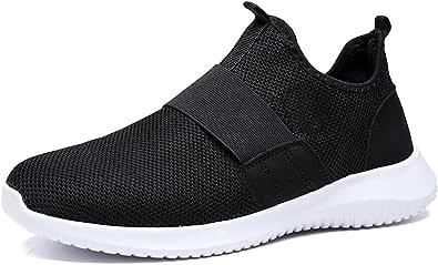 JIANKE Scarpe da Corsa Uomo Sportive Sneakers Fitness Scarpe de Ginnastica Casual
