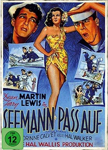 Bild von Seemann pass auf ( mit Jerry Lewis und Dean Martin )
