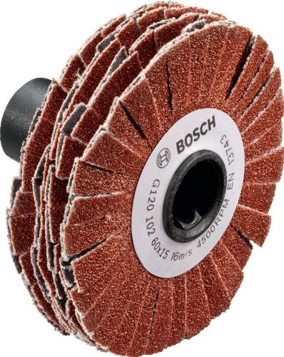 Bosch DIY 15 mm flexible Schleifwalze Körnung 80