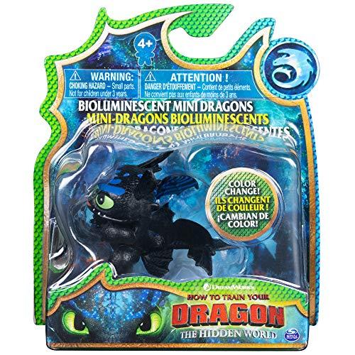 How to train your dragon - Mini Toothless, Dragons mini Toothless (Bizak 61926628)