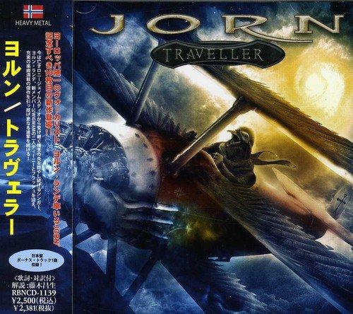 Jorn Lande: Traveller (Audio CD)