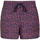 Mountain Warehouse Patterned Womens Board Shorts - Easy Care Ladies Swim Shorts, Adjustable Waist Beach Shorts, Lightweight S
