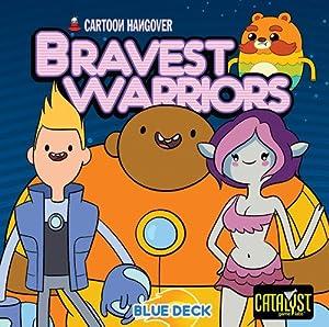 Catalyst Game Labs CAT73000 Encounters Bravest Warriors Juego de Dados Azules
