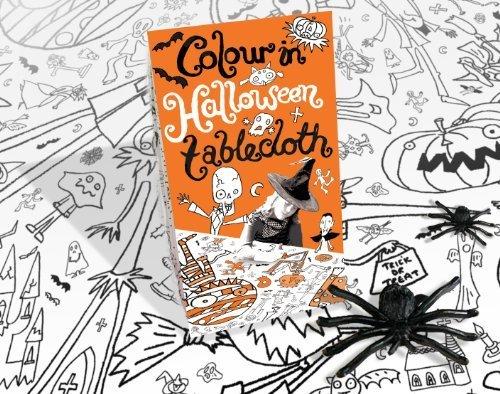 chdecke Poster Platzdeckchen verschiedenen Themen Halloween (Office-themen-halloween)