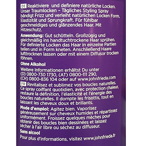 John Frieda Traumlocken Styling Spray - 2