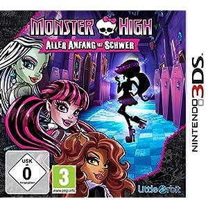 Monster High – Aller Anfang ist schwer – [Nintendo 3DS]