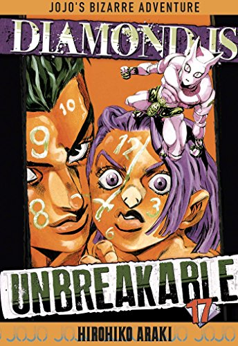 Jojo's - Diamond is unbreakable T17 par Hirohiko Araki
